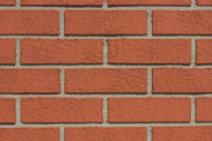close up of brick effect render