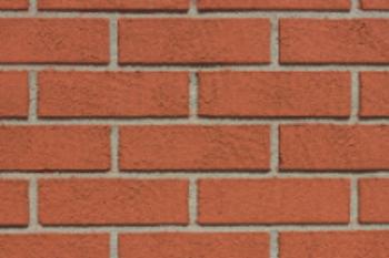 close up of brick effect render