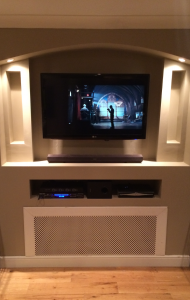 image of wall mounted tv ideas